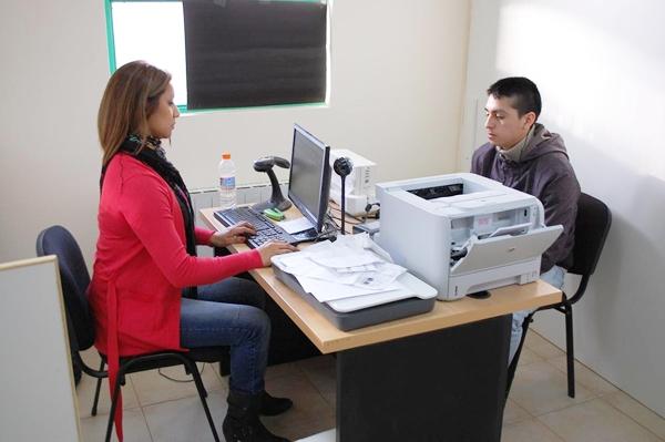 Abrir n nueva oficina del registro civil en chacra ii for Oficina registro civil