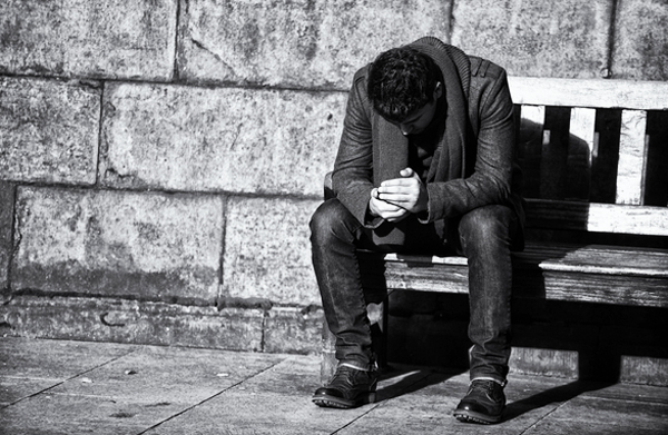 hombre vogulys soledad