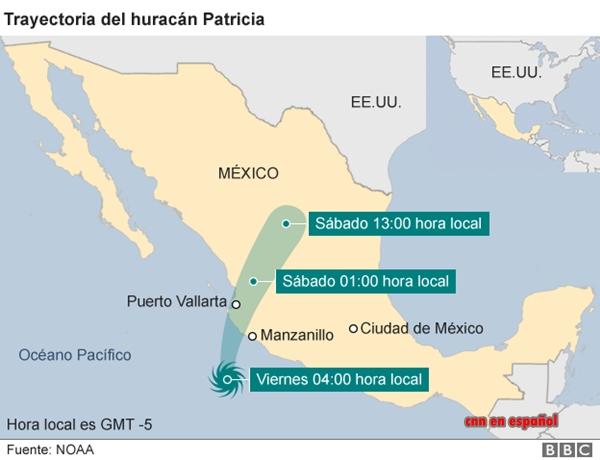 huracan Patricia_Mexico