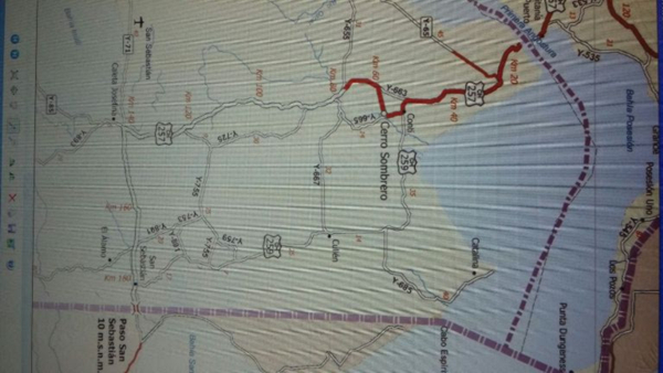 ruta chilena