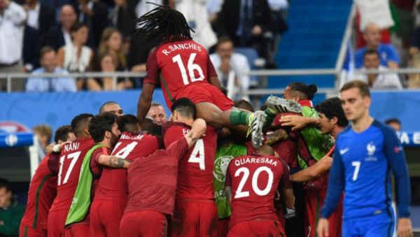 Eurocopa Portugal campeon