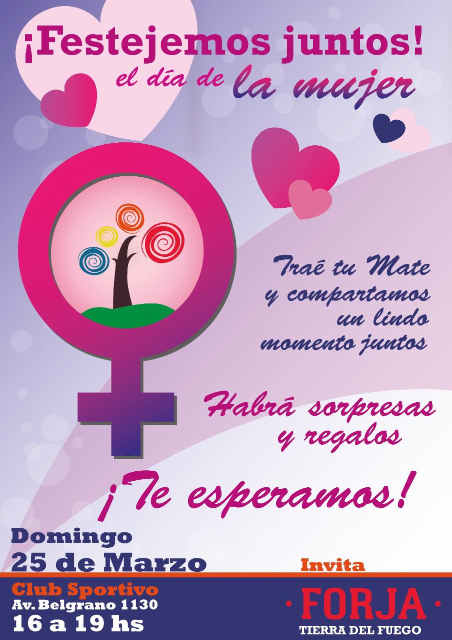 Día de la Mujer (Forja) (aviso)