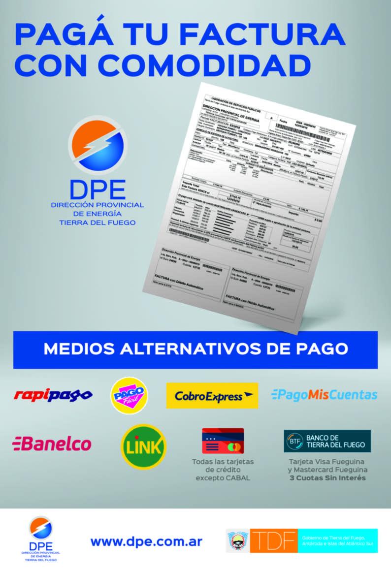 DPE: Informe WhatsApp - GTDF (aviso)
