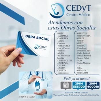 Centro Medico Cedyt (Ad)