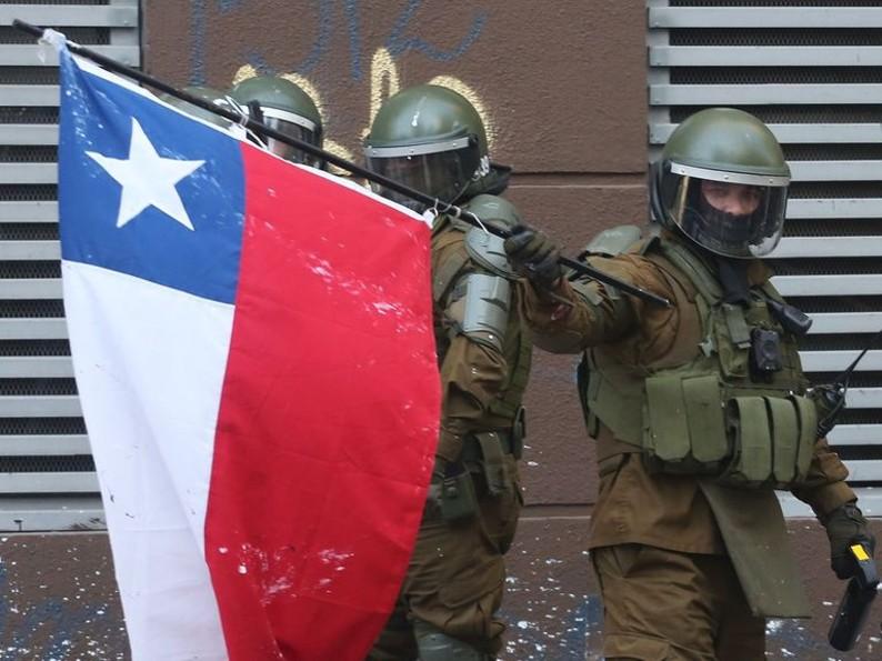 Chile se despide del toque de queda