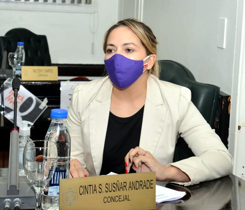 La concejal Susñar impulsa un proyecto para erradicar la violencia del deporte