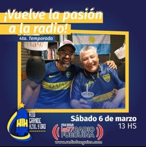 Rio Grande Azul y Oro (Ad)