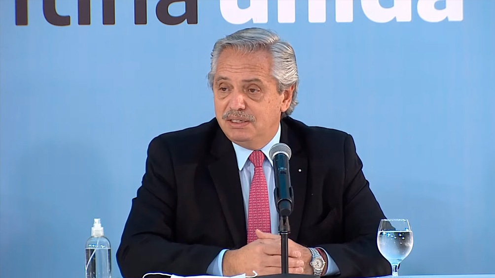 Fernández: «Es la diplomacia la que debe llevarnos a recuperar» las Islas Malvinas