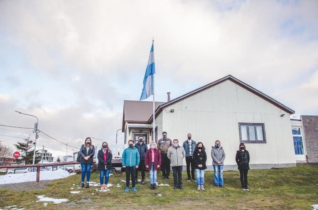 Conmemoraron el Día de la Afirmación de los derechos argentinos sobre Malvinas