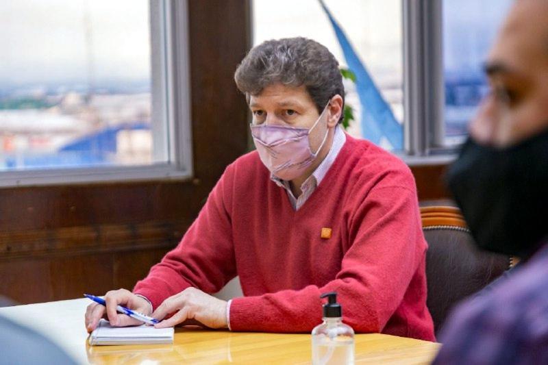 Melella repudió dichos de una candidata a senadora sobre Malvinas
