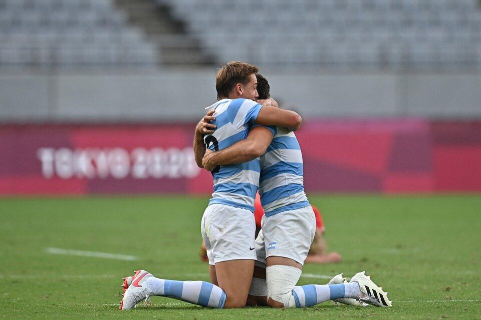 ¡Argentina tiene su primera medalla en los Juegos!