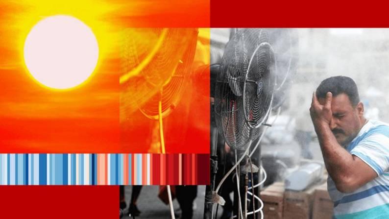 Se duplican en el mundo los días de más de 50 grados, según estudio de la BBC