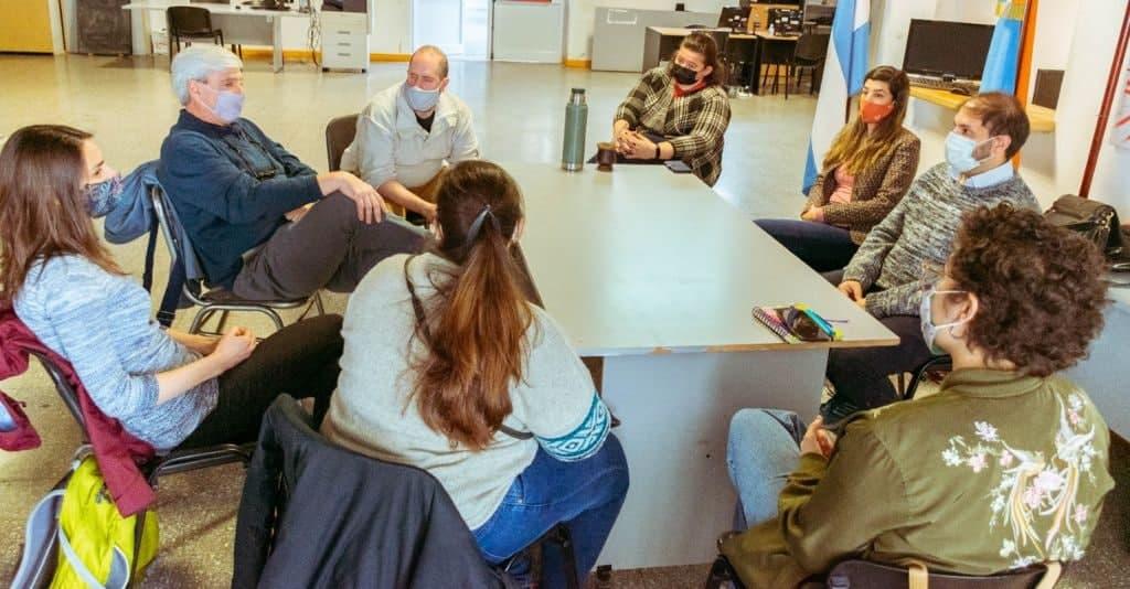 CIT Tierra del Fuego reinicia sus actividades en la sede de la UNTDF