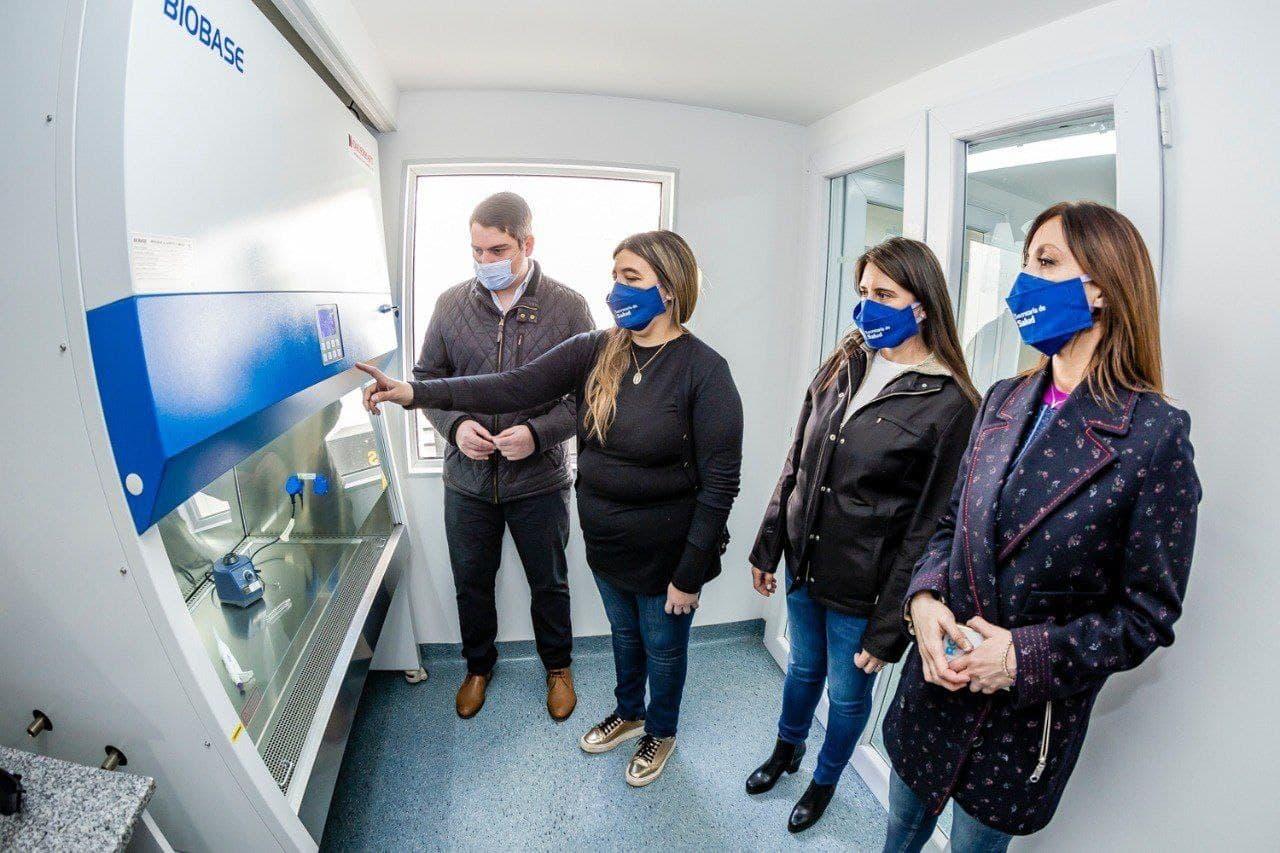 El Laboratorio Municipal lleva procesados más de 17 mil hisopados