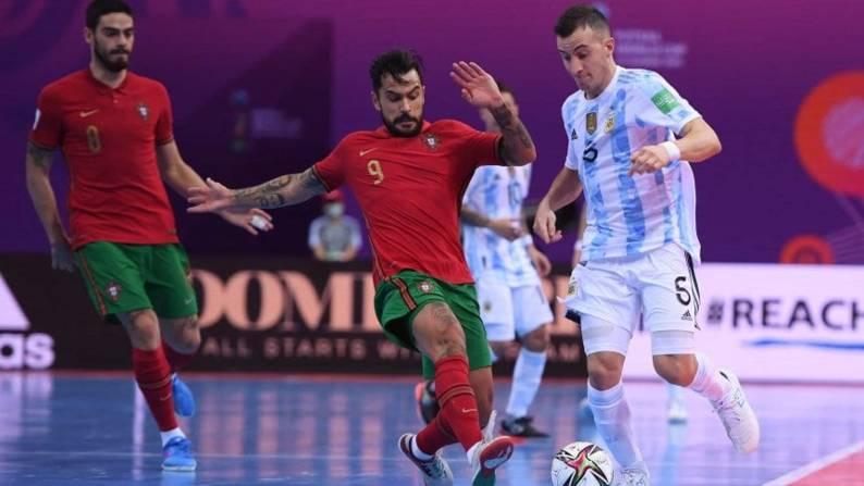 Argentina es subcampeón mundial de Futsal
