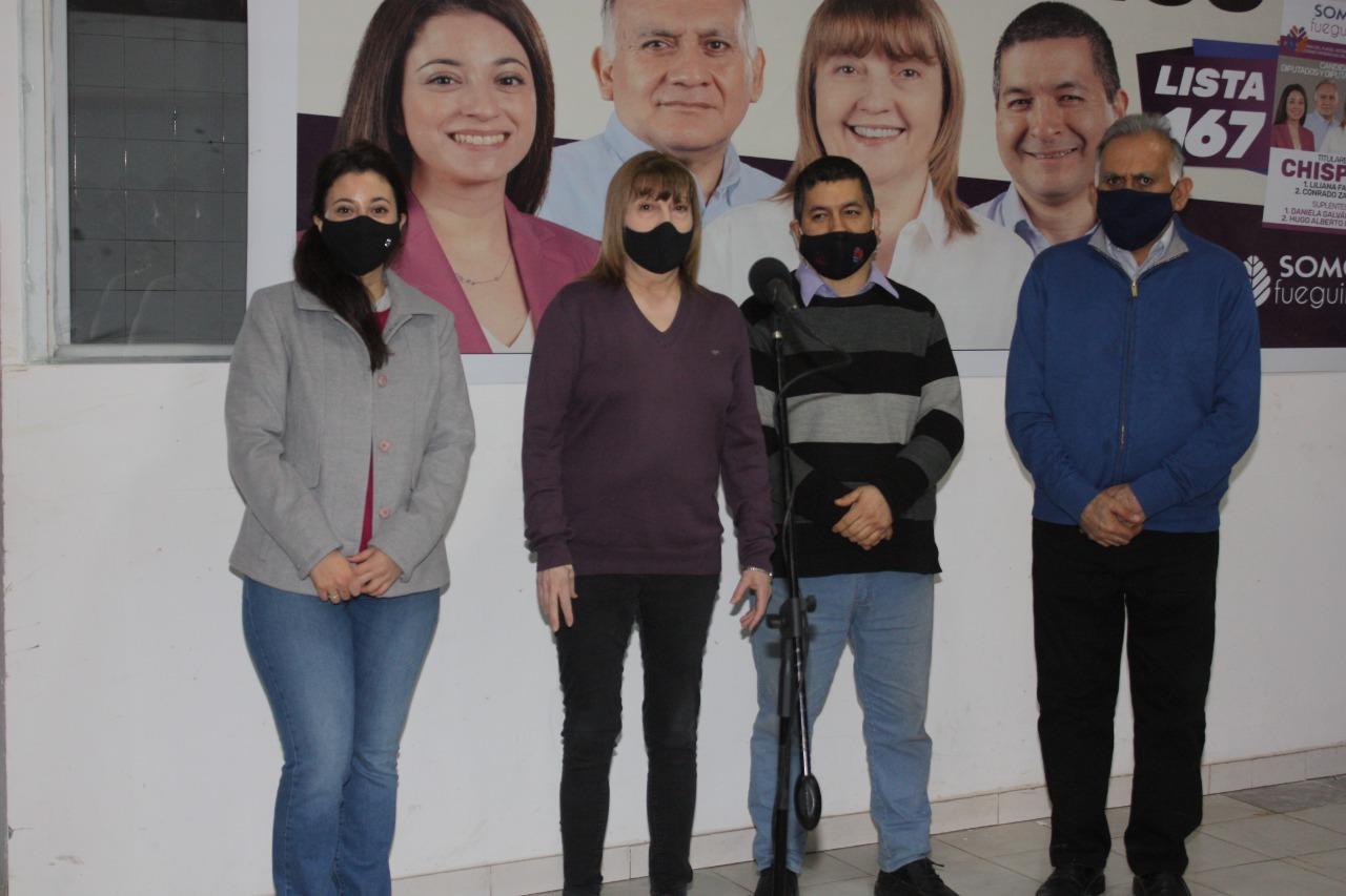 Somos Fueguinos presentó su nueva sede en Río Grande
